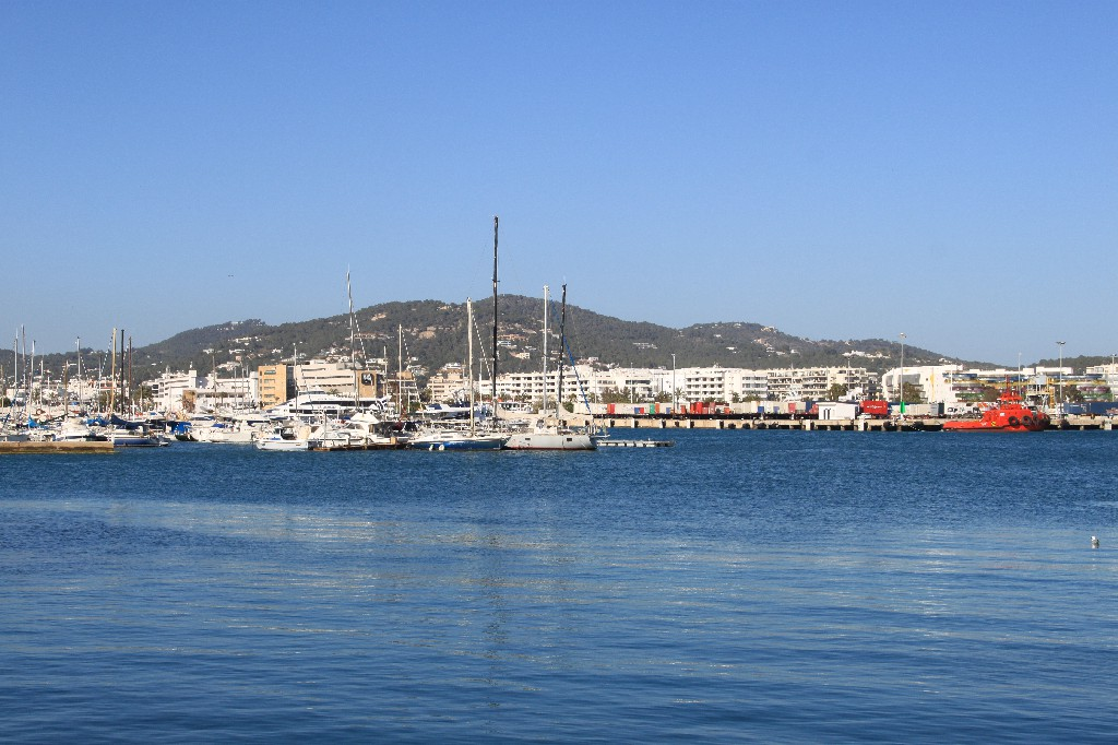 Haven Ibiza-stad (Eivissa)