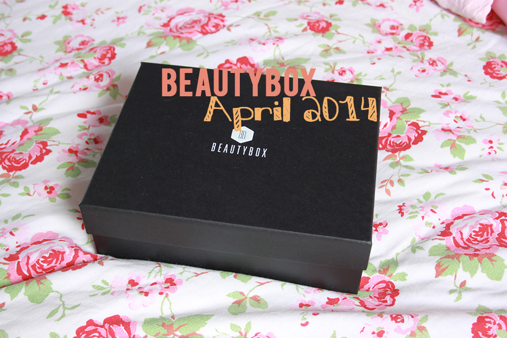 Beautybox april 2014