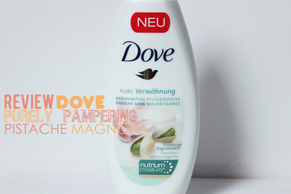 Dove Purely Pampering Pistach Magnolia