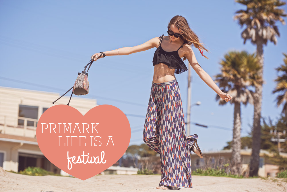 Primark, life is a festival