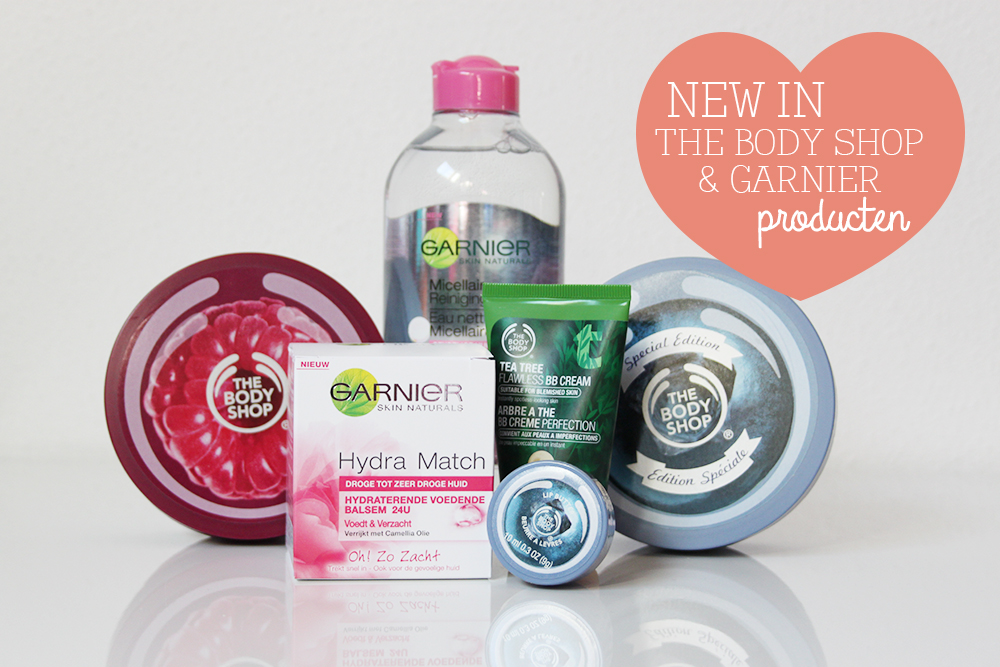 The Body Shop & Garnier