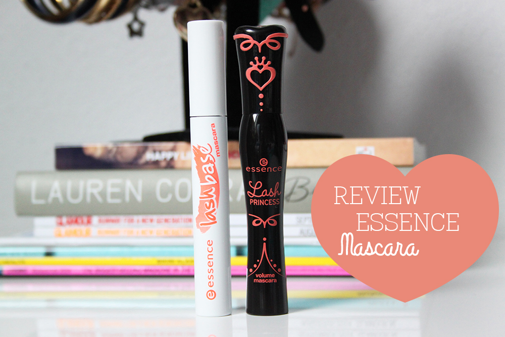 Essence base mascara & Lash Princess mascara