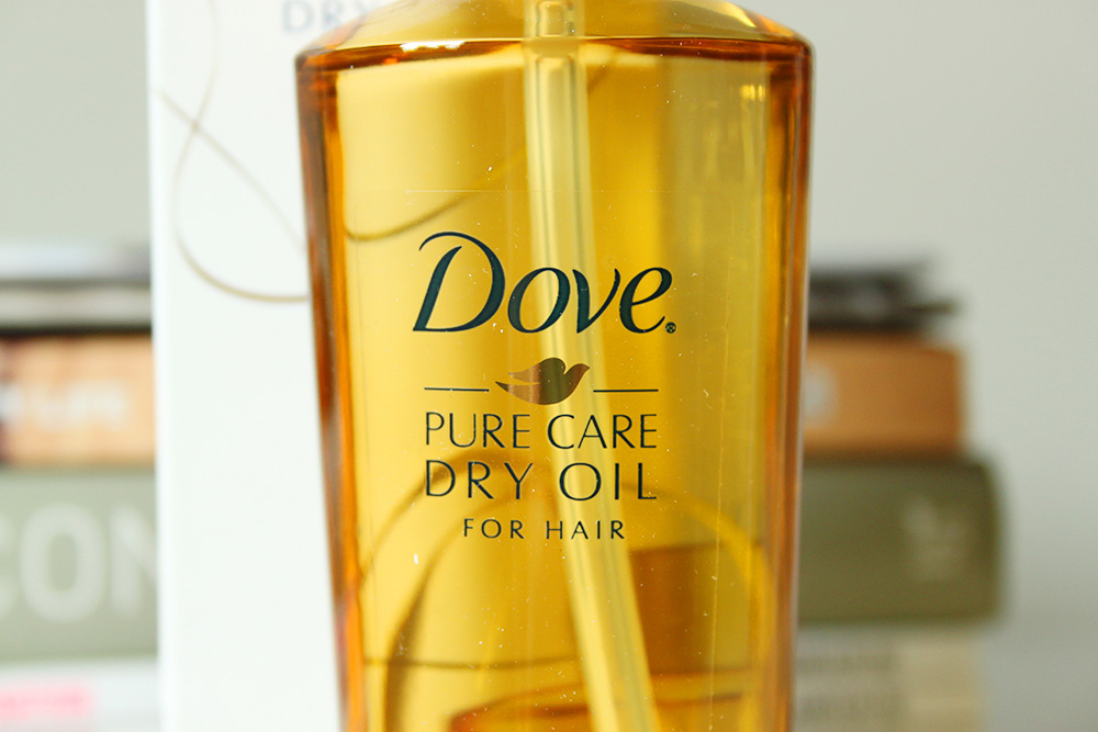 Dove Pure Care Sublime Oil