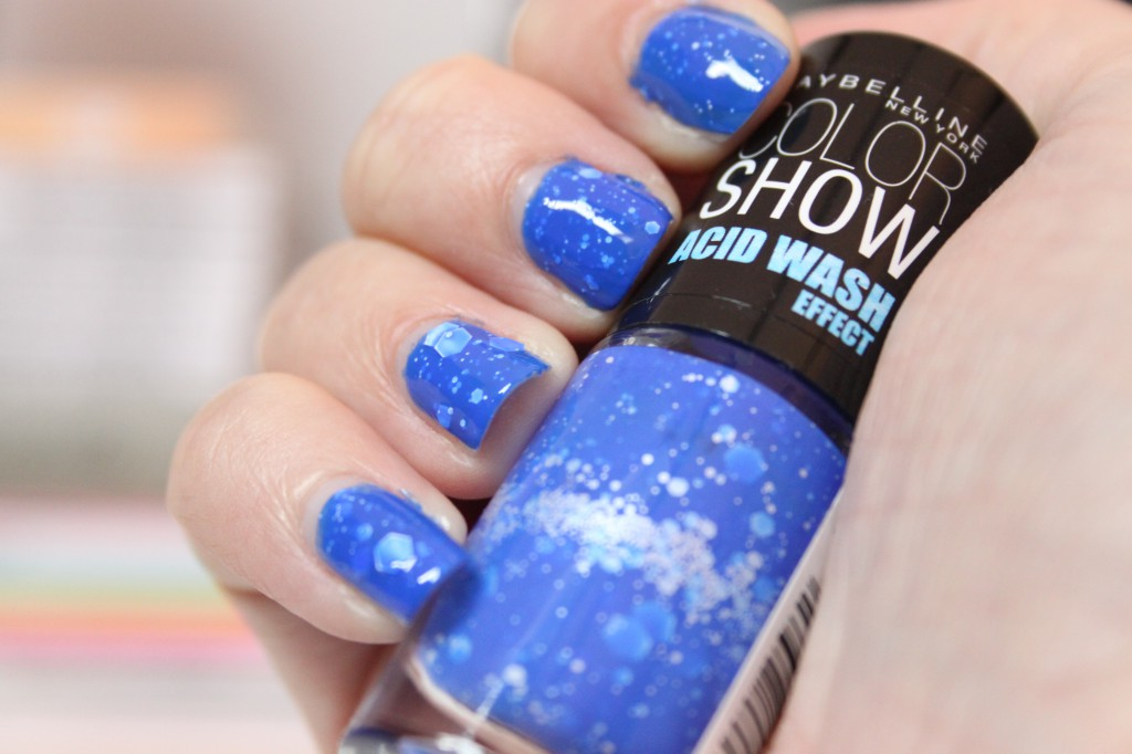 Maybelline Color Show Acid Wash