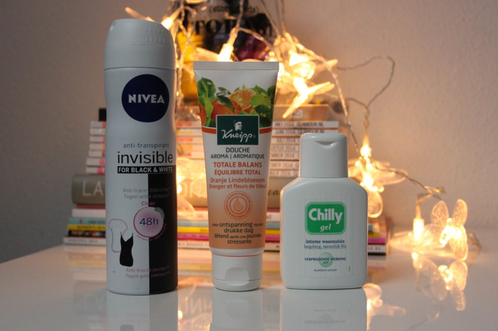 Nivea, Kneipp en Chilly