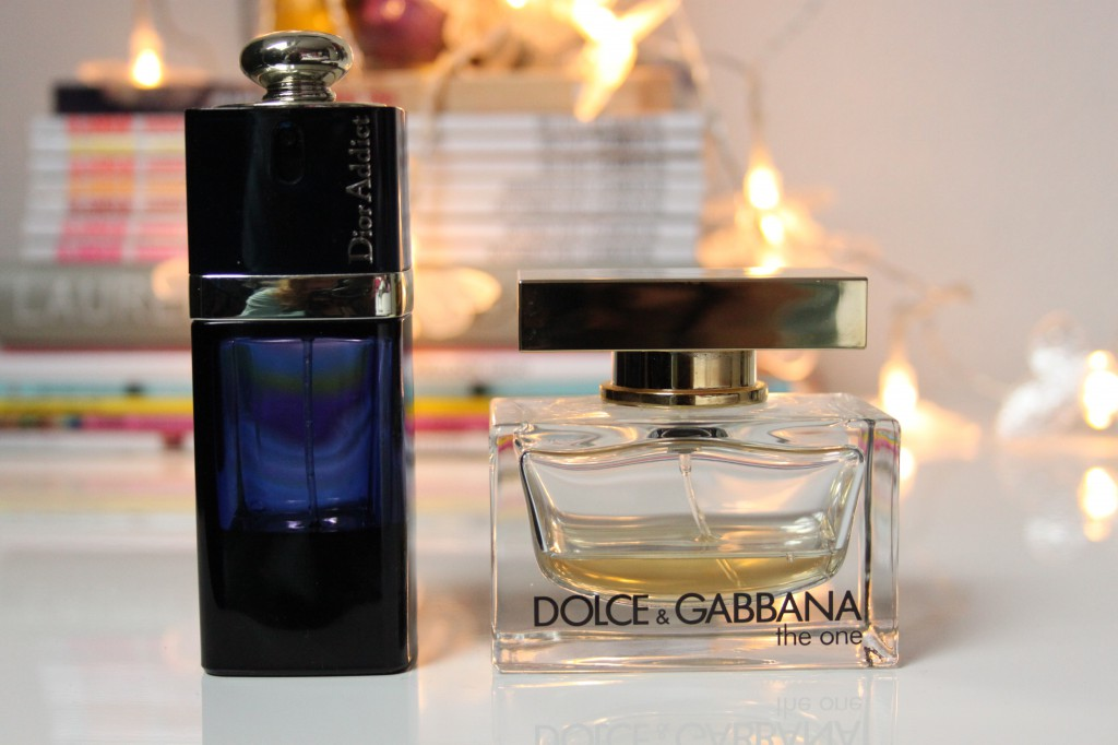 Dior Addict & Dolce & Gabbana The One