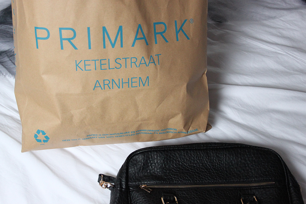 Shoplog Primark Arnhem november