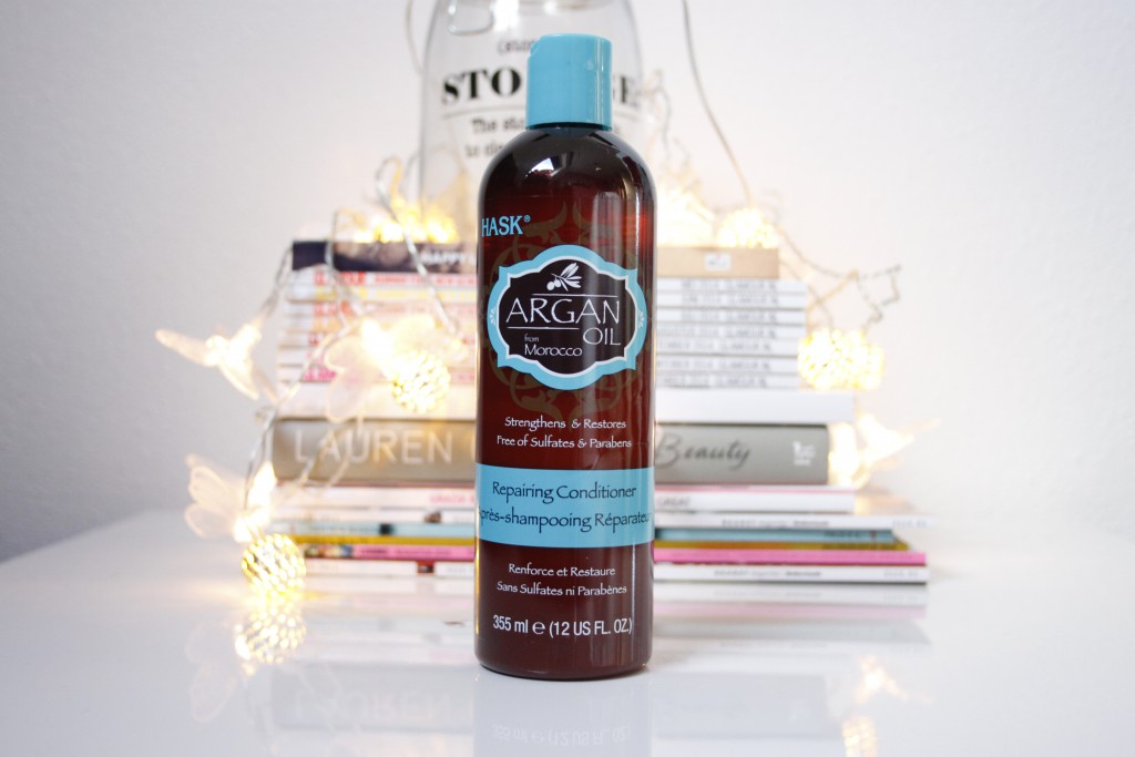 Primark Hask Argan Oil Repairing Conditioner