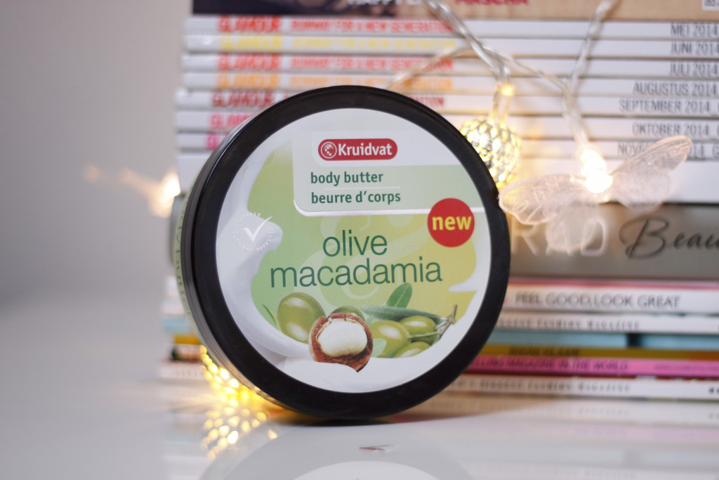 Kruidvat Body Butter Olive Macadamia