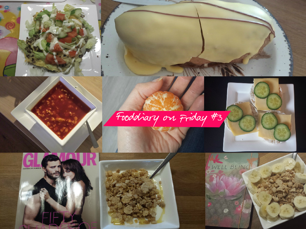 Fooddiary on Friday #3