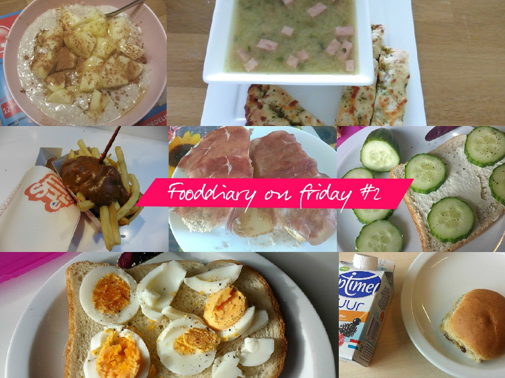 Fooddiary on Friday #2