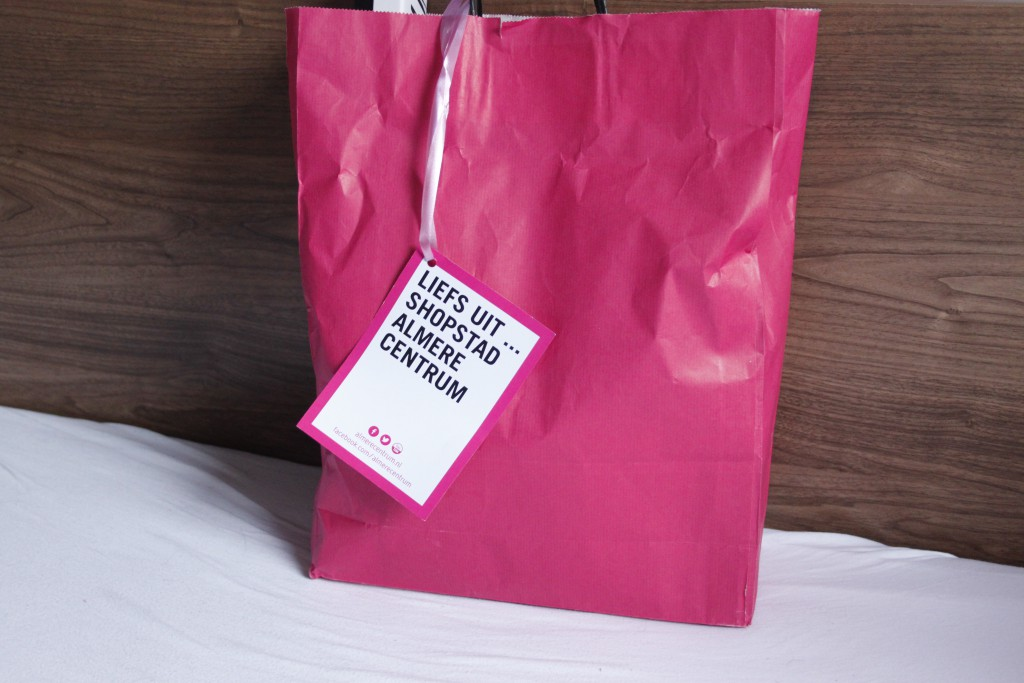 Goodiebag blogevent Almere