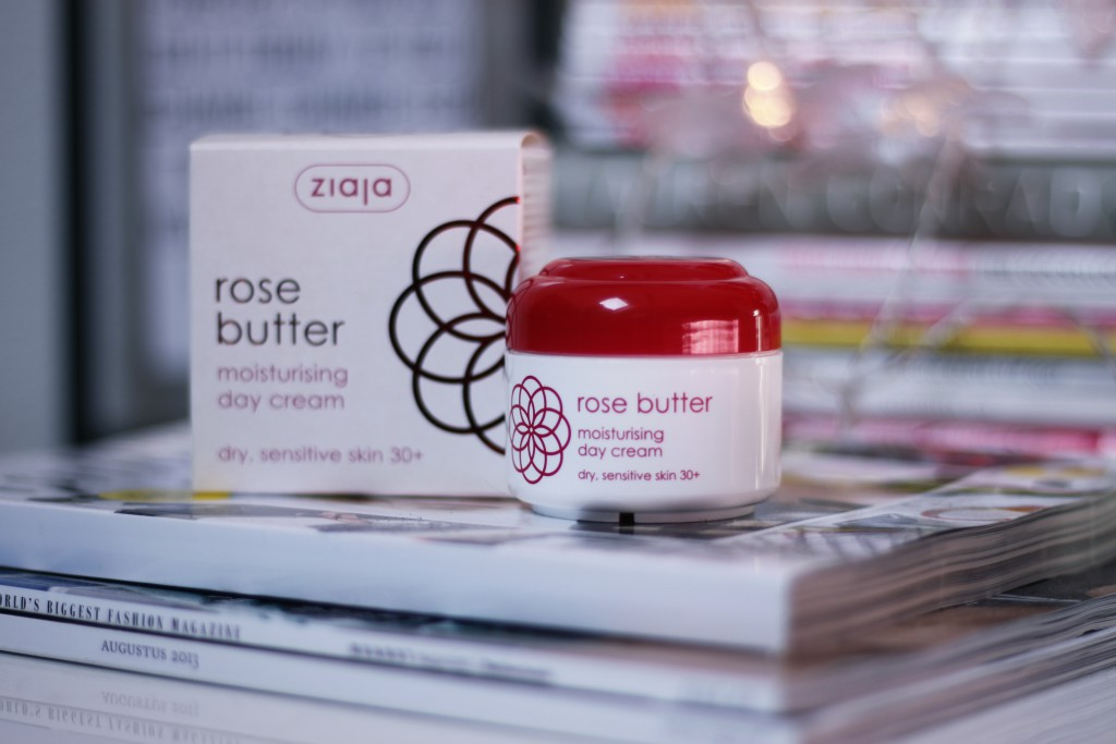Ziaja Rose Butter Moisturising day cream
