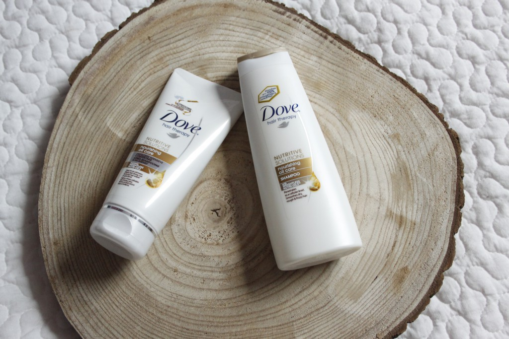 Dove shampoo en conditioner