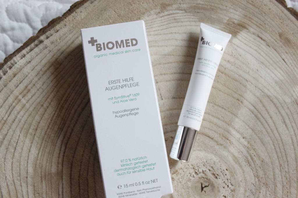 BIOMED First Aid Eye Cream