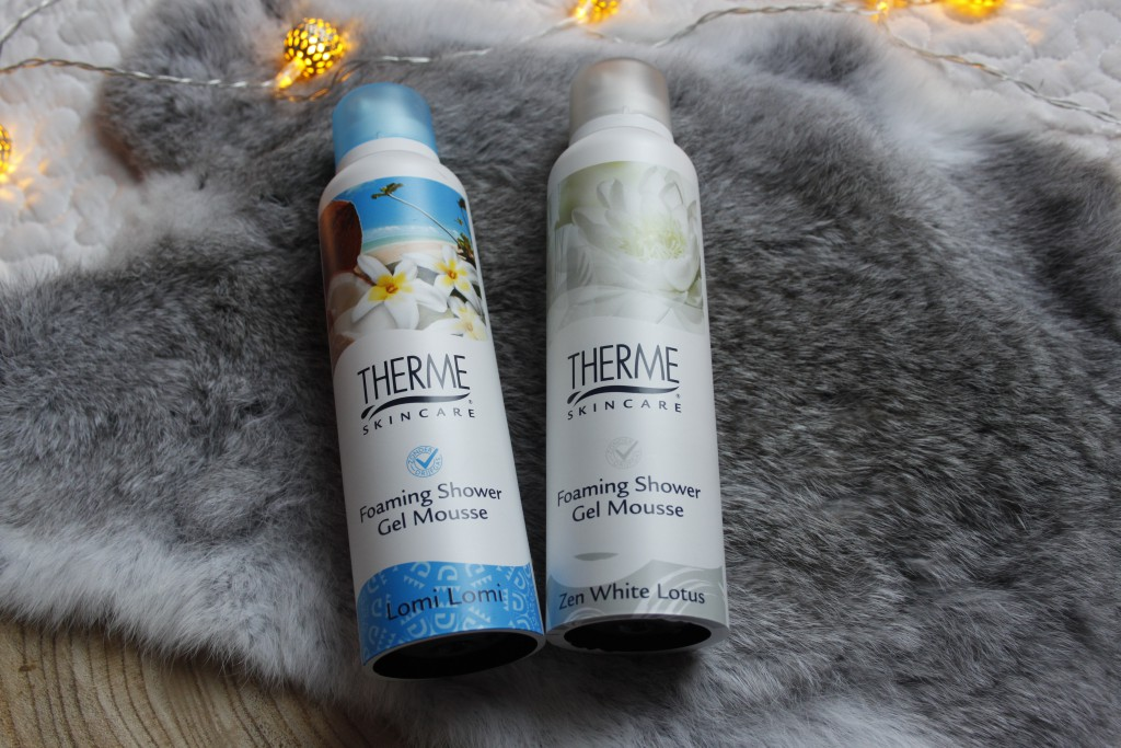 Therme Foaming Shower Mousse