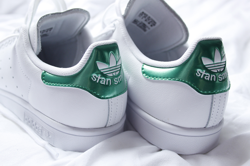fee27341f5c Adidas Stan Smith metallic - GLAMOURMOES.nl