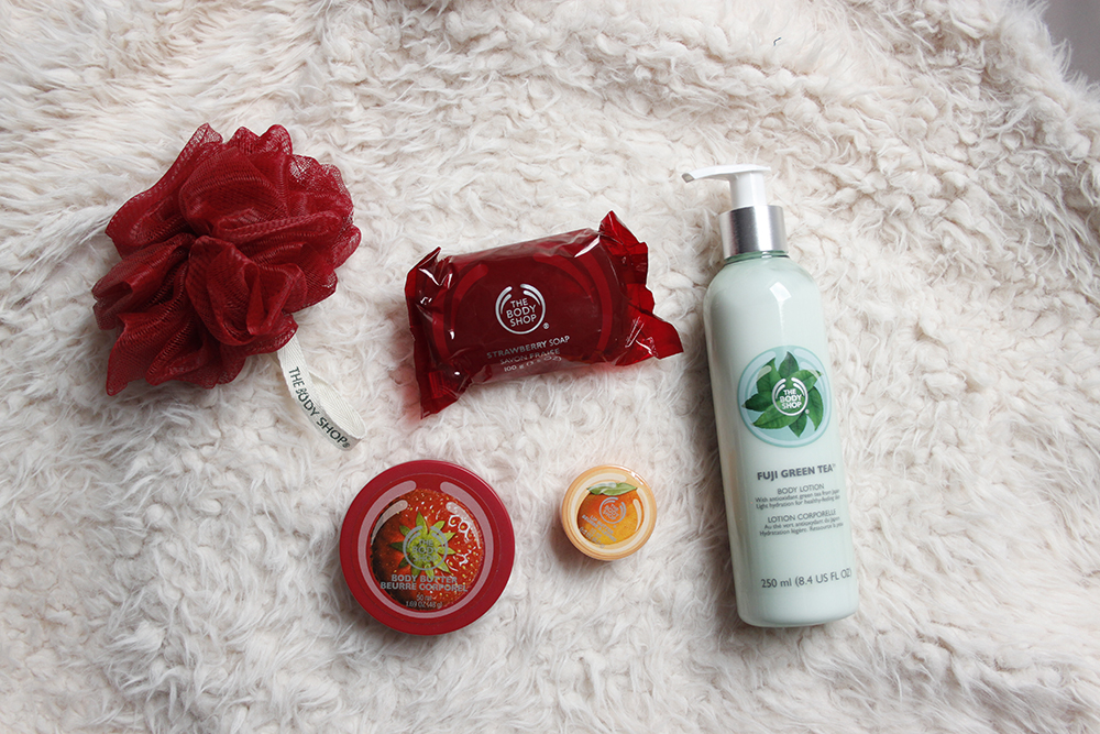The Body Shop producten