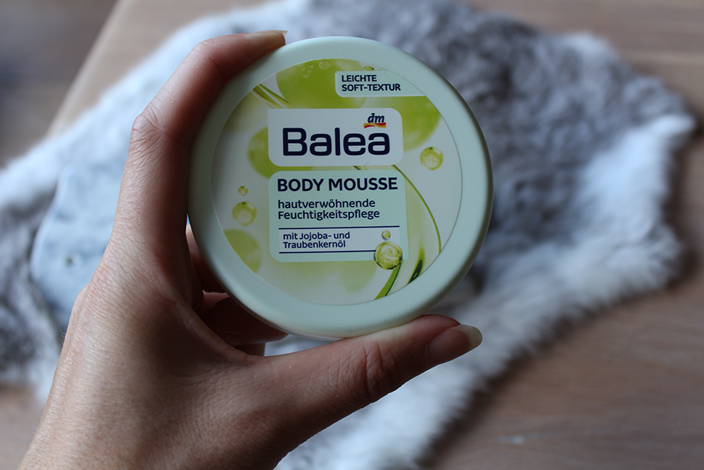 Balea Body Mousse