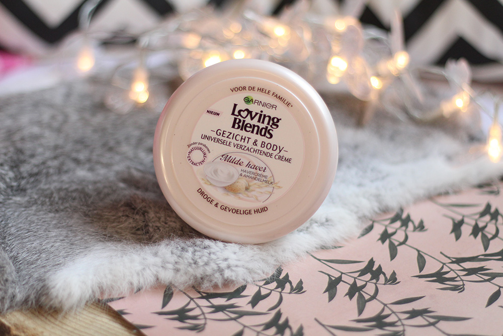 Garnier Loving Blends Milde Haver Universele crème