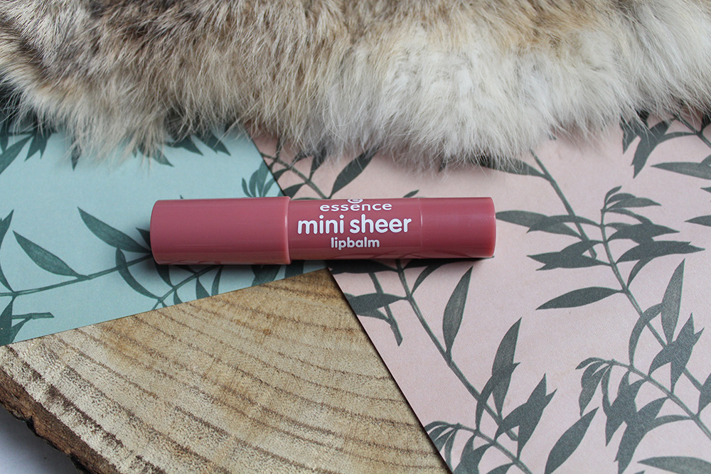 Essence Mini Sheer Lipbalm