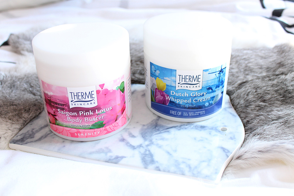 Therme body butter