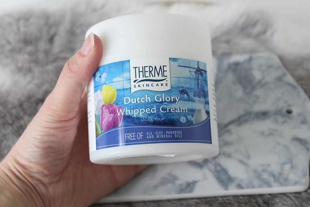 Therme Dutch Glory Whipped Cream