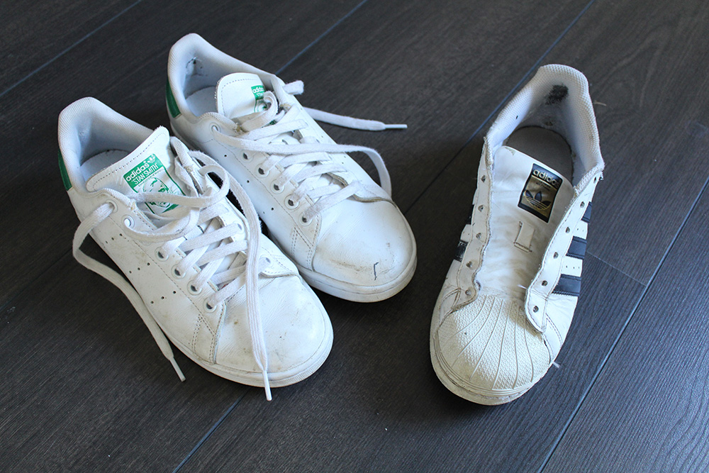 adidas stan smith wit wasmachine