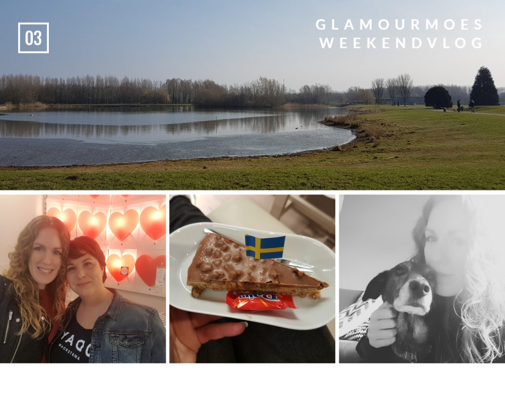 GLAMOURMOES WEEKEND VLOG 3