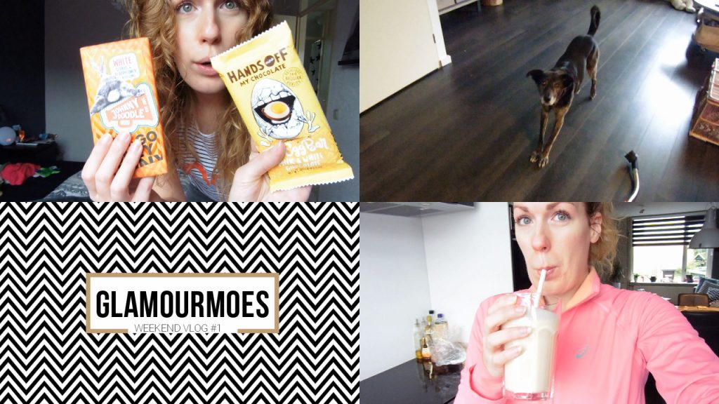 GLAMOURMOES WEEKEND VLOG 1