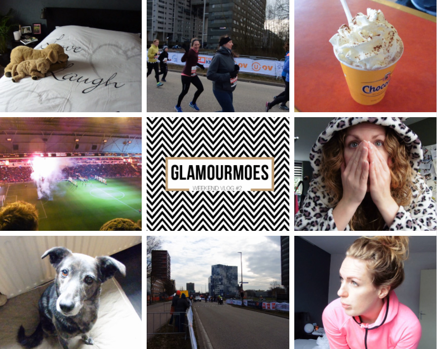 GLAMOURMOES WEEKEND VLOG 2