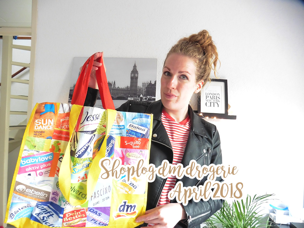 shoplog DM Drogerie april 2018