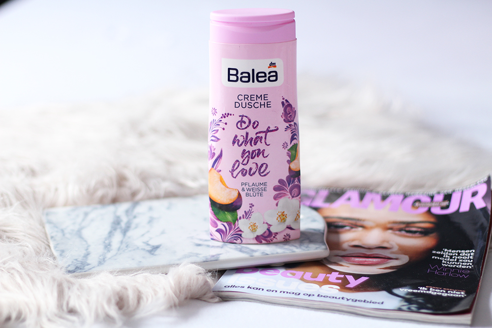 Balea Cremedusche Do what you love